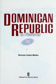 Cover of: Dominican Republic in pictures