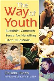 Cover of: Way of Youth: Buddhist Common Sense for Handling Life's Questions