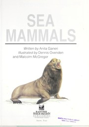 Cover of: Sea mammals | Anita Ganeri
