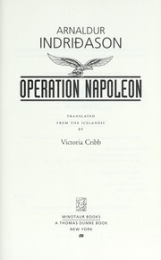 Cover of: Operation Napoleon