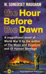 Cover of: The hour before the dawn: a novel