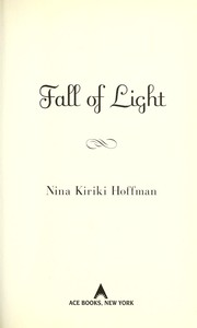 Cover of: Fall of light