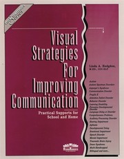 Cover of: Visual strategies for improving communication