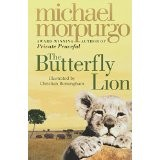 Cover of: The butterfly lion