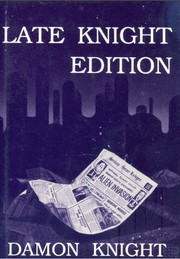 Cover of: Late Knight edition