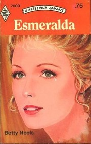 Cover of: Esmeralda | Betty Neels