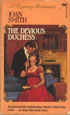 The Devious Duchess by Joan Smith