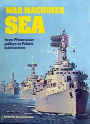 Cover of: War machines, sea