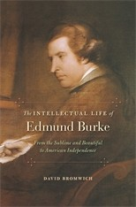 Cover of: The Intellectual Life of Edmond Burke