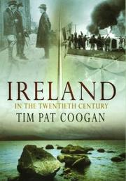 Cover of: Ireland in the 20th Century | Tim Pat Coogan
