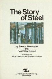 Cover of: The story of steel