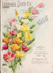 Cover of: Leonard Seed Co. [catalog] | Leonard Seed Company