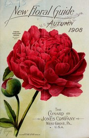 Cover of: New floral guide | Conard & Jones Co. (West Grove, Pa.)