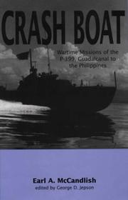 Cover of: Crash boat