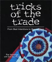 Cover of: Tricks of the trade | Pat Hastings