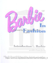 Cover of: Barbie | Laura Jacobs