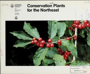Cover of: Conservation plants for the Northeast