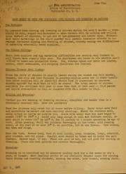 Cover of: Fact sheet on need for increased home canning and freezing of chicken | United States. War Food Administration. Office of Distribution