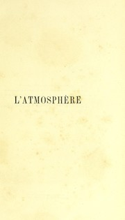 Cover of: L'atmosphere
