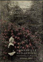 Cover of: Spring, 1907 [catalogue] | Storrs & Harrison Co