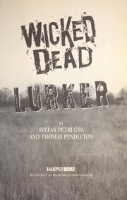 Cover of: Lurker