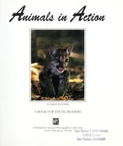 Cover of: Animals in action