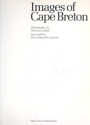 Cover of: Images of Cape Breton