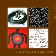 Art of 4 Elements (Alchemy of Love Mindfulness Training Book #1) by Nataša Pantović Nuit, Christine Cutajar, Jason Lu, Jeni Caruana