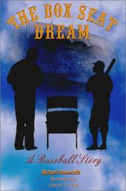 Cover of: The Box Seat Dream | Richard Bosworth