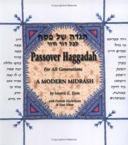 Cover of: Passover Haggadah for All Generations