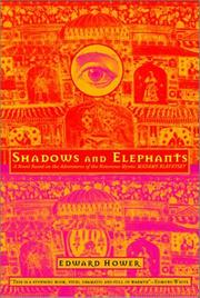 Cover of: Shadows and elephants