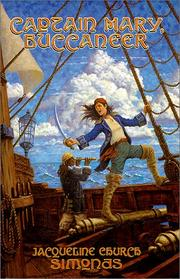 Captain Mary, buccaneer by Jacqueline Church Simonds