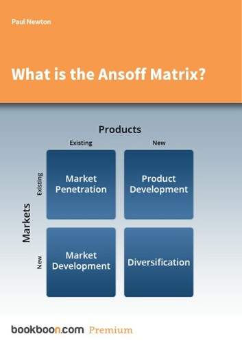 What Is The Ansoff Matrix Open Library