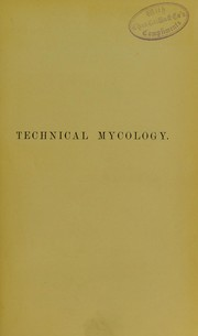 Cover of: Technical mycology