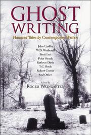 Cover of: Ghost Writing