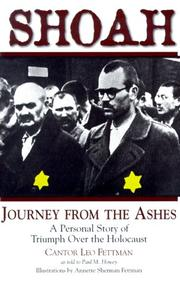 Cover of: Shoah: Journey from the Ashes  | Leo Fettman