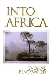 Cover of: Into Africa