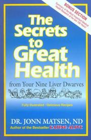 The Secrets to Great Health