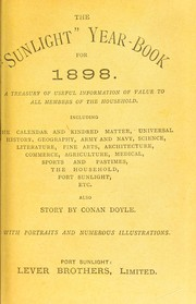 The sunlight year book for 1898