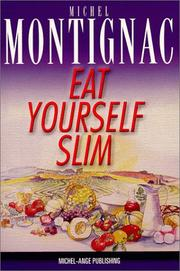 Cover of: Eat Yourself Slim (Adapted for North America)