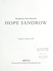 Hope Sandrow by Hope Sandrow