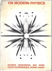 Cover of: On Modern Physics