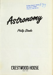 Cover of: Astronomy