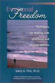 Cover of: Emotional Freedom | Garry A. Flint