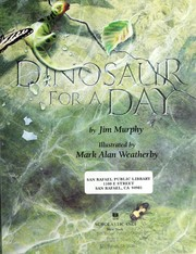 Cover of: Dinosaur for a day