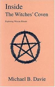Cover of: Inside the Witches