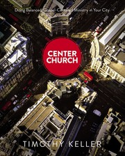 Cover of: Center Church