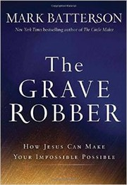Cover of: The Grave Robber |