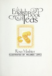 Cover of: A little English book of teas