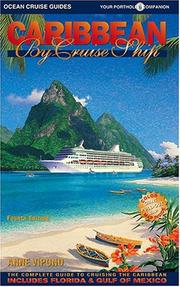 Cover of: Caribbean By Cruise Ship | Anne Vipond